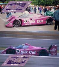 Calcas Jaguar XJR-14 Le Mans 1991 1:32 1:43 1:24 1:18 XJR 14 slot decals