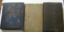 More details for 3 victorian albums of newspaper cuttings include science charles darwin etc