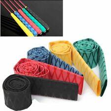 Non Slip Heat Shrink Wrap Tubing Grip Fishing Rod Racket Handle Colored Sleeves