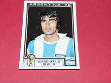 94 OLGUIN 1978 ARGENTINA 78 FOOTBALL PANINI WORLD CUP STORY 1990 SONRIC'S