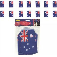 3 Meter AUSSIE AUSTRALIA DAY AUSTRALIAN PARTY SUPPLIES FLAG BANNER DECORATION