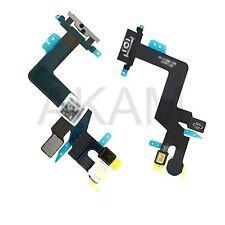 En el botón de encendido Cable Flexible Con Micrófono Iphone 6S Plus Potencia de reemplazo de Flash