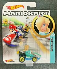 Hot Wheels Mario Kart ROSALINA Diecast Car RARE Game Stop MUST SEE * VHTF * wow!