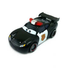 Disney Pixar Cars Police Lightning McQueen Diecast 1:55 Toy Model Car Boy Gift