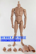 1/6 Narrow Shoulder Male Figure Ver 4.0 For Hot Toys TTM18 TTM21 ☆SHIP FROM USA☆