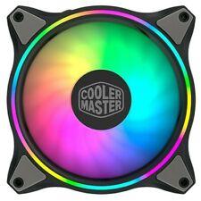 COOLER MASTER MASTERFAN MF120 HALO 120MM DUAL LOOP ARGB FAN