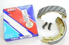Grooved Organic Brake Shoes EBC 606G - For Hyosung, Suzuki Motorcycle Apps.