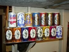 27 Different Olde Frothingslosh Beer Cans Near Mint