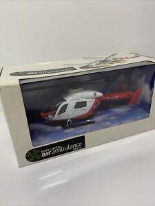 Richmond Toys Essex + Herts Air Ambulance G-HAAT Diecast  Model Boxed Rare