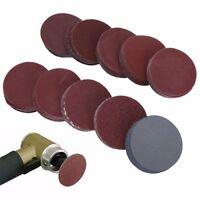 Lux Tools Feuilles Papier Abrasif 96mm X Ponceuse Douille Veclo 20pz Assorti