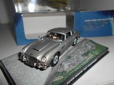 ASTON MARTIN DB5 GOLFINGER OO7 JAMES BOND ATLAS IXO 1:43