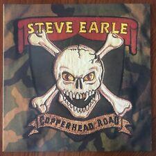 Steve Earle COPPERHEAD ROAD Vinyl Record LP 2016