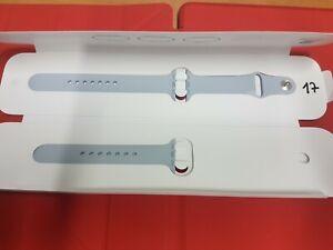 Original  Apple Silicone Bracelet Bands 38 mm