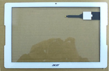 Acer Iconia One 10 B3-A30 MODEL A6003 White Touch Screen Digitizer Glass Lens