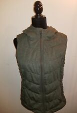 Be  By Blanc Noir Ladies Hooded Vest Size L