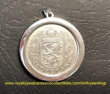Coin Pendant Birth Year 1979 - geboortejaar / geboren in 1979 - munt hanger