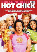 The Hot Chick DVD NEW