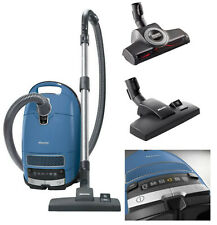 Miele Complete C3 Powerline Canister Vacuum Cleaner + Blue Color + Brand New