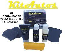 Kit di rinnovo per la Restaurazione di Volanti in Pelle e Plastica, Nero