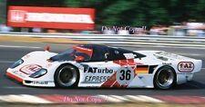 Yannick Dalmas & Hurley Haywood & Mauro Baldi Dauer 962 Le Mans 1994 Photograph