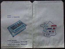 A voir POCHETTE papier neuve  RIZLA  +  SOCIETE PIPIERE  rolling paper