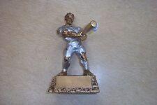 Fantasy Baseball Monster Resin Award includes Free Engraving