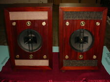 2 Jensen G-600 Triax Rare Type M Imperial Reproducer Cabinets for G610 & G600