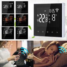 HOT Smart Heating LCD Thermostat Temperature Controller APP Control Sensor 2020