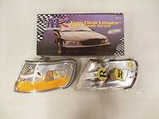 Honda Accord 1994-97 Corner Lights,turn signals, Euro Clear, APC, #403062CLD