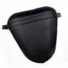 Black Motorcycle Rear Pillion Passenger Seat For 2008-2012 10 Yamaha YZF 600 R6