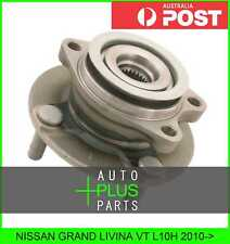 Fits NISSAN GRAND LIVINA VT L10H Front Wheel Bearing Hub