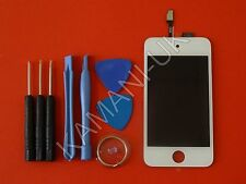 Sostituzione display LCD Touch Screen Digitizer Assembly Per Ipod Touch 4 Bianco