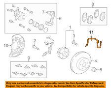 TOYOTA OEM Front Brake-Flex Hose 9094702G30