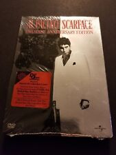 Scarface (Anniversary Edition DVD, 2003) Al Pacino Michelle Pfeiffer NEW SEALED
