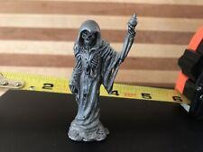 Vintage Pewter Grim Reaper