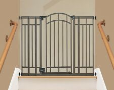 SAFETY GATE Extra Tall Baby or Pet Auto-close Safety Metal Door for Room, Stairs