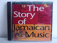 CD ALBUM The story of jamaican music 524023 2 MILLIE / SKALATITES / JAMAICANS