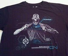 MENS Under Armour Cam Newton Carolina Panthers Shirt XL XLARGE MVP SUPER BOWL CN