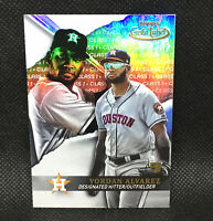 2020 Topps Gold Label Yordan Alvarez Class 1 RC - Houston Astros Rookie #45