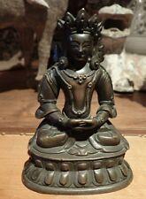 Bronzebuddha - 18jh - Qianlong