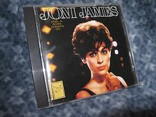 """JONI JAMES CD """" FEEL A SONG COMING ON"""" JAPAN IMPORT DIW RECORS"""