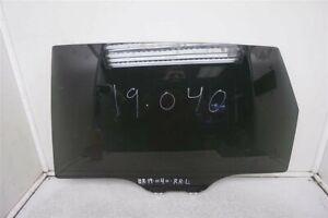 14 15 16 17 18 Acura MDX Rear Right Passenger Door Glass Window 73450-TZ5-H00