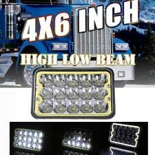 "4X6"" LED Headlight H4 Sealed Headlamp Fit for Honda XR250 XR650 XR400 Suzuki DRZ"