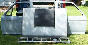 1988 Ford Bronco II 2 Hood Door Doors Grille Body Part Parts 88 Truck SUV Grill