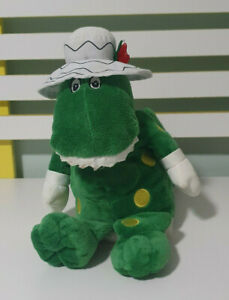 DOROTHY THE DINOSAUR PLUSH TOY PUPPET WIGGLES CHARACTER TOY 2008