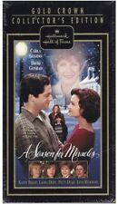 A Season for Miracles VHS - Hallmark Hall Of Fame Gold Crown Collectors Edition