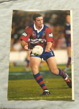 #1. RUGBY LEAGUE  PHOTO - DANNY BUDERUS, NEWCASTLE KNIGHTS