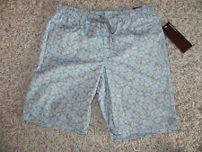 Perry Ellis Mens Swim Trunks XL NWT $59.50