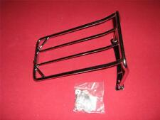 CHROME LUGGAGE RACK HARLEY SOFTAIL FXST FXSTC FXSTS SPRINGER NIGHT TRAIN FXSTB
