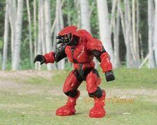 Cake Topper Mega Bloks Action Figure Halo MASTER CHIEF Combat Elite SOLDIER K948
